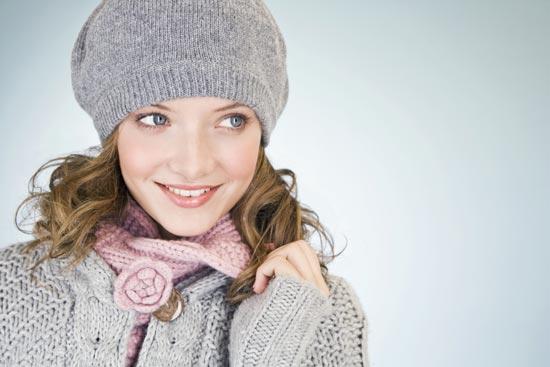 6 trucos para cuidar tu cabello en invierno