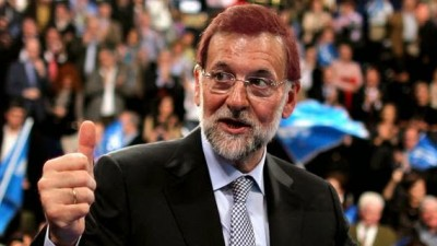 Cambio de look de Mariano Rajoy