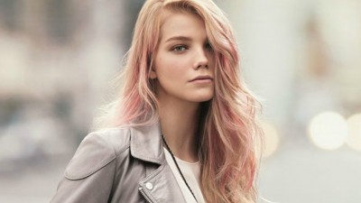 tono rosa pastel
