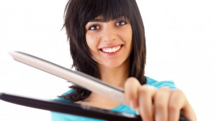 Aprende a utilizar correctamente la plancha de pelo