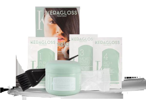 keragloss alisador cabello glossco