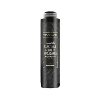 mascarilla keratina aceite macadamia vasconcel