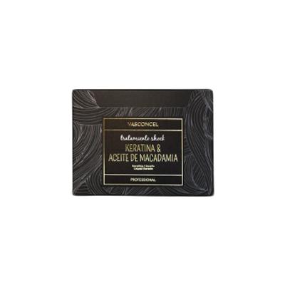 tratamiento keratina aceite macadamia vasconcel
