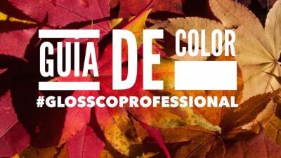 Guía de color de Otoño de Glossco Professional