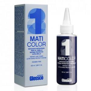 matizador maticolor de glossco producto de peluquería