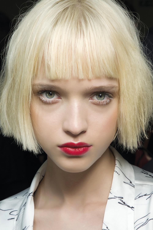 micro bob corte de pelo tendencias otoño invierno